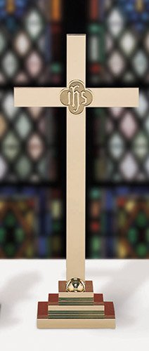 Christian Brands Church Supply SB150-24 24 in. Altar Cross by Christian Brands Church Supply