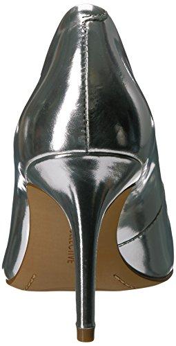 D'argento Collettivi Pompa Mercer Vestito Pelle Delle Donne 206 In Specchio 4wqTCB