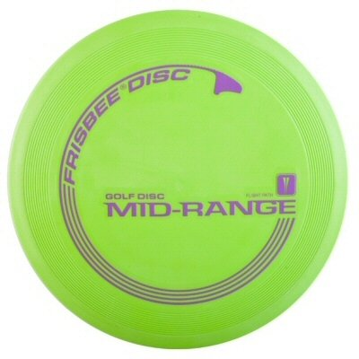 (Wham-O PDGA Approved Frisbee Mid-Range Approach Golf Disc)