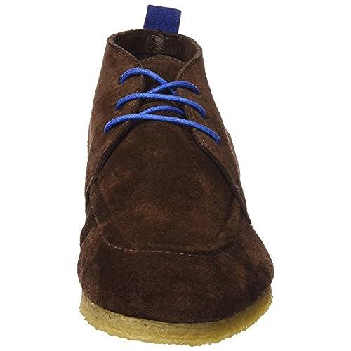 Boutique en ligne dd8a8 82a8f El Ganso Botín Soft Crepe Marrón - Zapatos de cordones para ...