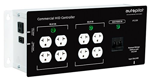 Autopilot Commercial High Power HID Controller, 8 Light (Power Hid Controller High)