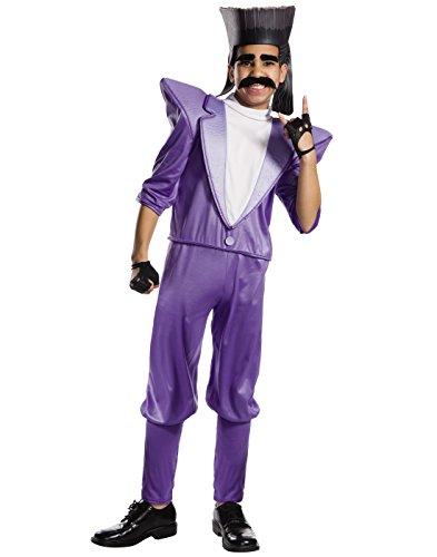 Rubieu0027s Costume Boys Despicable Me 3 Balthazar Bratt Villain Costume - Funtober  sc 1 st  Funtober & Rubieu0027s Costume Boys Despicable Me 3 Balthazar Bratt Villain Costume ...
