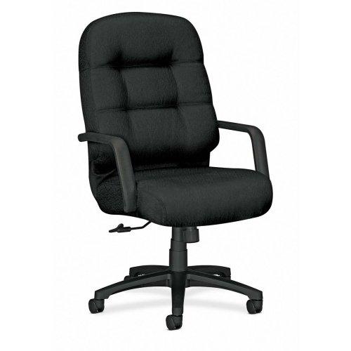 - HON Pillow-Soft 2090 Series Executive High-Back Swivel/Tilt Chair