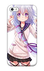 Iphone High Quality Tpu Case Animal Ears Black Bullet Blush Catgirl Fuse Midori Kazenokaze Purple Purpleseifuku Tagme VtroIds6708ehbmV Case Cover For Iphone 5c
