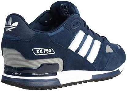 Uomo Adidas Originals Zx 750 Running Retro Casual scarpe