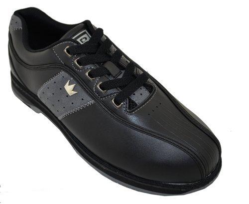 Brunswick Heren Steeler Bowling Schoenen Zwart