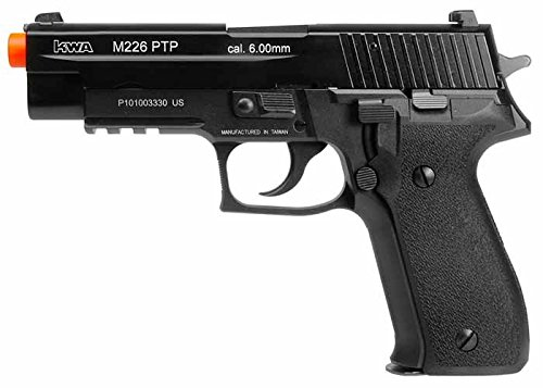KWA Full Metal M226-LE Tactical PTP Gas Blowback Airsoft Pistol