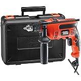 Black & Decker CD714REK Percussion Hammer Drill 710 watt