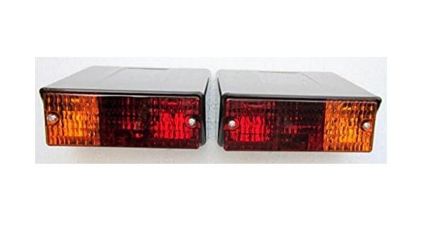 Bajato Rear Tail Lamp Light Deutz Fahr Tractor set of LH /& RH 11002502