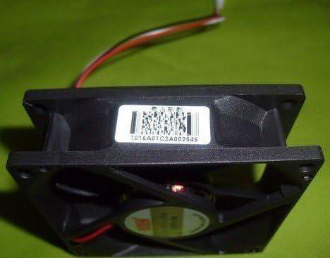 AVC 80*80*25mm 8025R12M 12V 0.15A 3Wire 8cm Cooling Fan