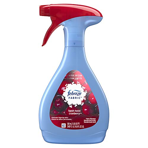 Febreze Twist Cranberry Fabric Freshener 16.9oz, pack of 1
