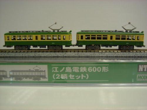 MODEMO 江ノ島電鉄 600形 (2輌セット) モーター車