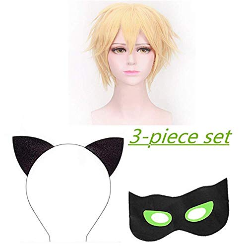 Kid's Cat Cosplay Jumpsuit Boy's Girls Costume Black Cat Cosplay Costume -