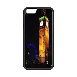 CHENGUOHONG Phone CaseLondon Big Ben For Apple Iphone 6 Plus 5.5 inch screen Cases -PATTERN-17