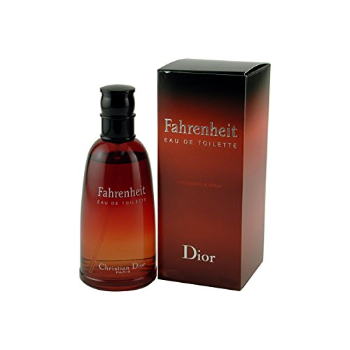 Fahrenheit By Christian Dior For Men. Eau De Toilette Spray 3.4 Oz.