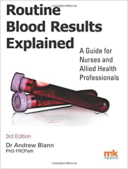 Utorrent En Español Descargar Routine Blood Results Explained Formato PDF Kindle