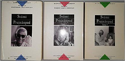 Amazon Fr Svmi Prajnnpad Un Maitre Contemporain Tomes 1