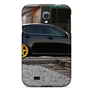 Galaxy S4 DRPQLvF6904lfLfL Lexus Tpu Silicone Gel Case Cover. Fits Galaxy S4