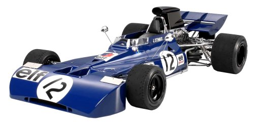 1/12 Tyrrell 003 with Photo Parts
