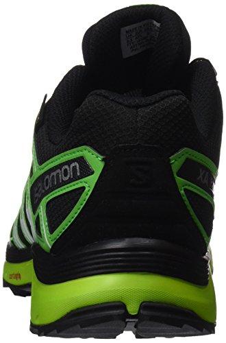 Salomon Xa Lite Gtx - 398.461 Sort-grøn P7j65