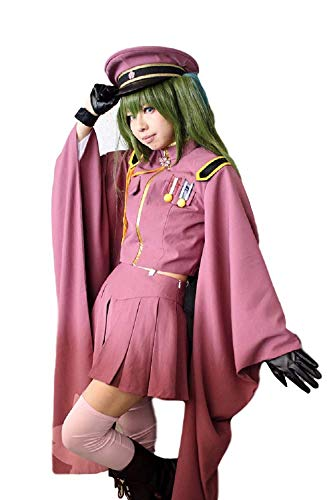 RF Womens Vocaloid Senbonzakura Miku Hatsune Costume Dress