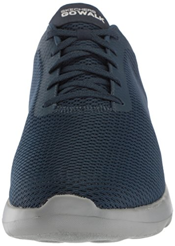 Go Navy Walk Skechers Sneaker Gray Men's Max HW8ZZg56