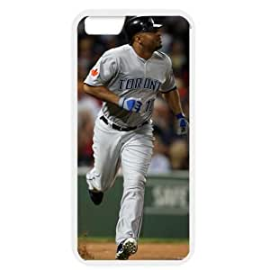 MLB iPhone 6 White Toronto Blue Jays cell phone cases&Gift Holiday&Christmas Gifts NBGH6C9125418