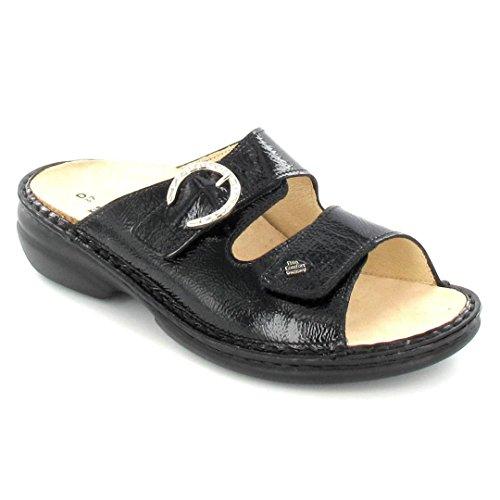 Finn Comfort Mumbai 2556022099Mujer 7208 Negro - negro