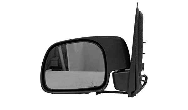 OE Replacement Ford Super Duty Pickup Driver Side Mirror Outside Rear View Partslink Number FO1320340