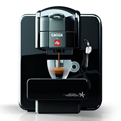 Gaggia for Illy Espresso Machine with 2 Free Capsules Boxes and More...