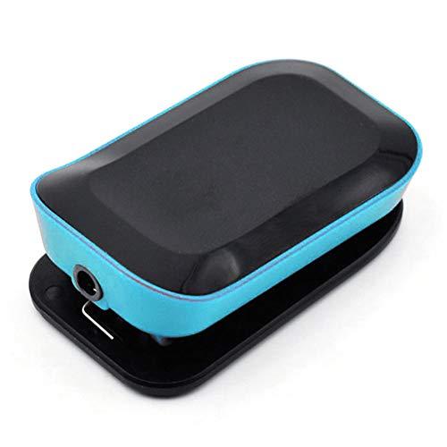 Goolsky KYTO Mobile Heart Rate Monitor Fitness Penetrable Ear Clip Heart Rate Sensor Real Time Heart Rate Variability Monitor