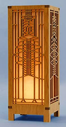 Frank Lloyd Wright Robie House Lightbox Mini Accent Lamp