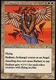 Magic: the Gathering - Radiant, Archangel - Urza's Legacy - Foil