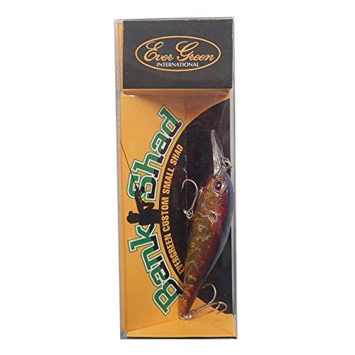 エバーグリーン(EVERGREEN) シャッド バンクシャッド 5.8cm 5g プリスポーンダイナマイト #019の商品画像