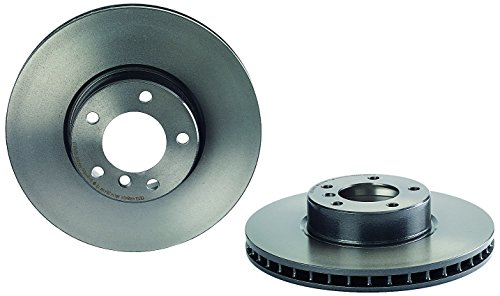 Brembo 09.8961.21 UV Coated Front Disc Brake Rotor
