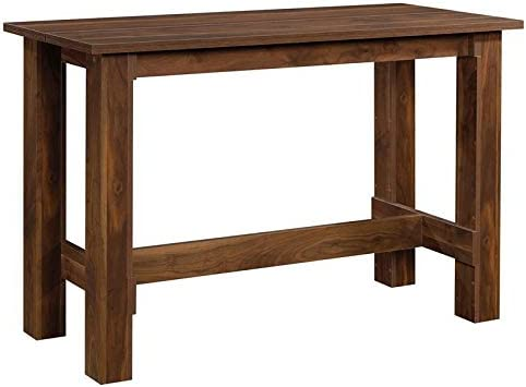 Sauder 427129 Boone Mountain Counter Height Dining Table