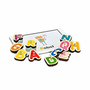 Marbotic Smart Letters - Interactive Learning Toy for Tablets