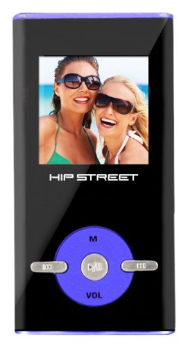 Hipstreet HS-T29 2GB MP3 Video Player