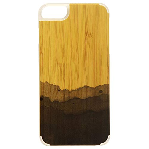 Recover Dip Dye Bamboo Case for iPhone 6s Plus and iPhone 6 Plus (Gray - DIPDYEGRY6P)