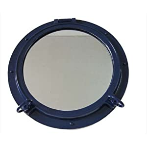 41OldKs1MUL._SS300_ 100+ Porthole Themed Mirrors For Nautical Homes For 2020