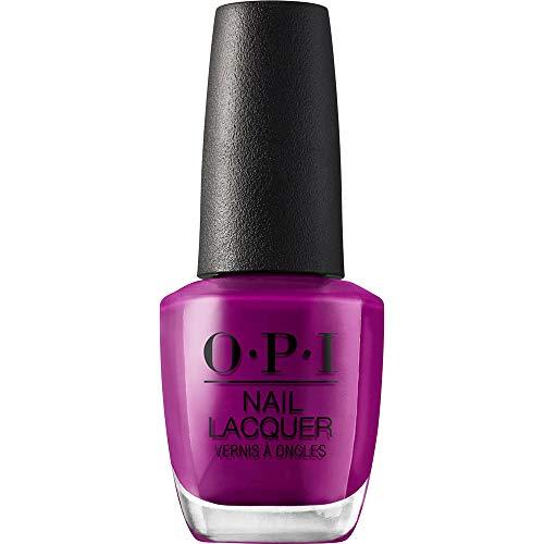 - OPI Nail Lacquer, Pamplona Purple