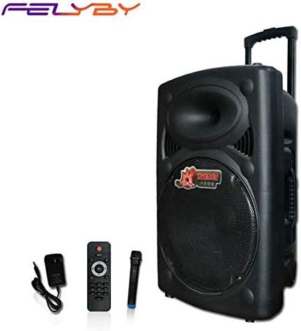 12 Wireless Bluetooth Trolley Speaker Outdoor Pool Party Bea