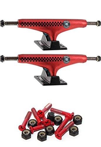 ベール無限大魅了するThunder Trucks Racing II Hollow Light 149 mmスケートボードトラックwith 1
