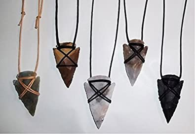 Nwi trading company arrowhead necklace amazon nwi trading company arrowhead necklace aloadofball Image collections