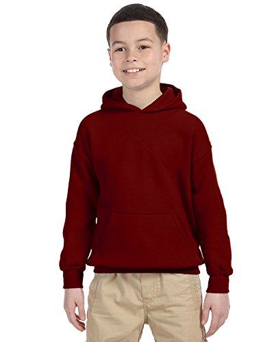 Indica Plateau Kids Hoodie I'd Rather be Camping Medium Red Hoodie by Indica Plateau (Image #2)