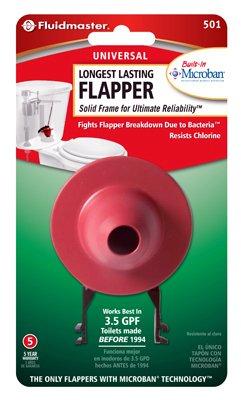 Fluidmaster 501P21 Dura-Flush Flapper