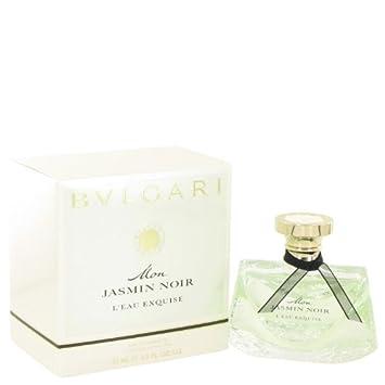 Mon Jasmin Noir L eau Exquise Perfume By Bvlgari Eau De Toilette Spray For  Women d943307dab9