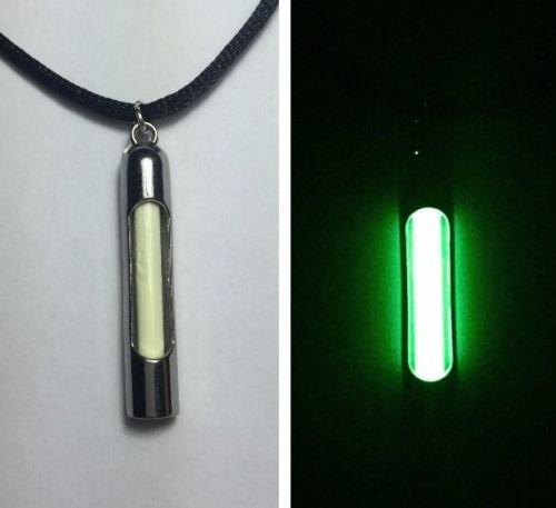 Green Europium phosphorescent Glow in the dark - Sunniest Places