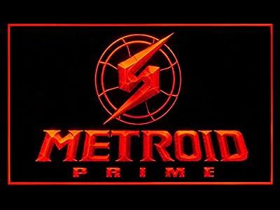 Metroid Bar Led Light Sign