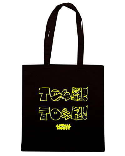 T-Shirtshock - Bolsa para la compra FUN0601 animal house t shirt toga 2x cu 5 1 (2) Negro